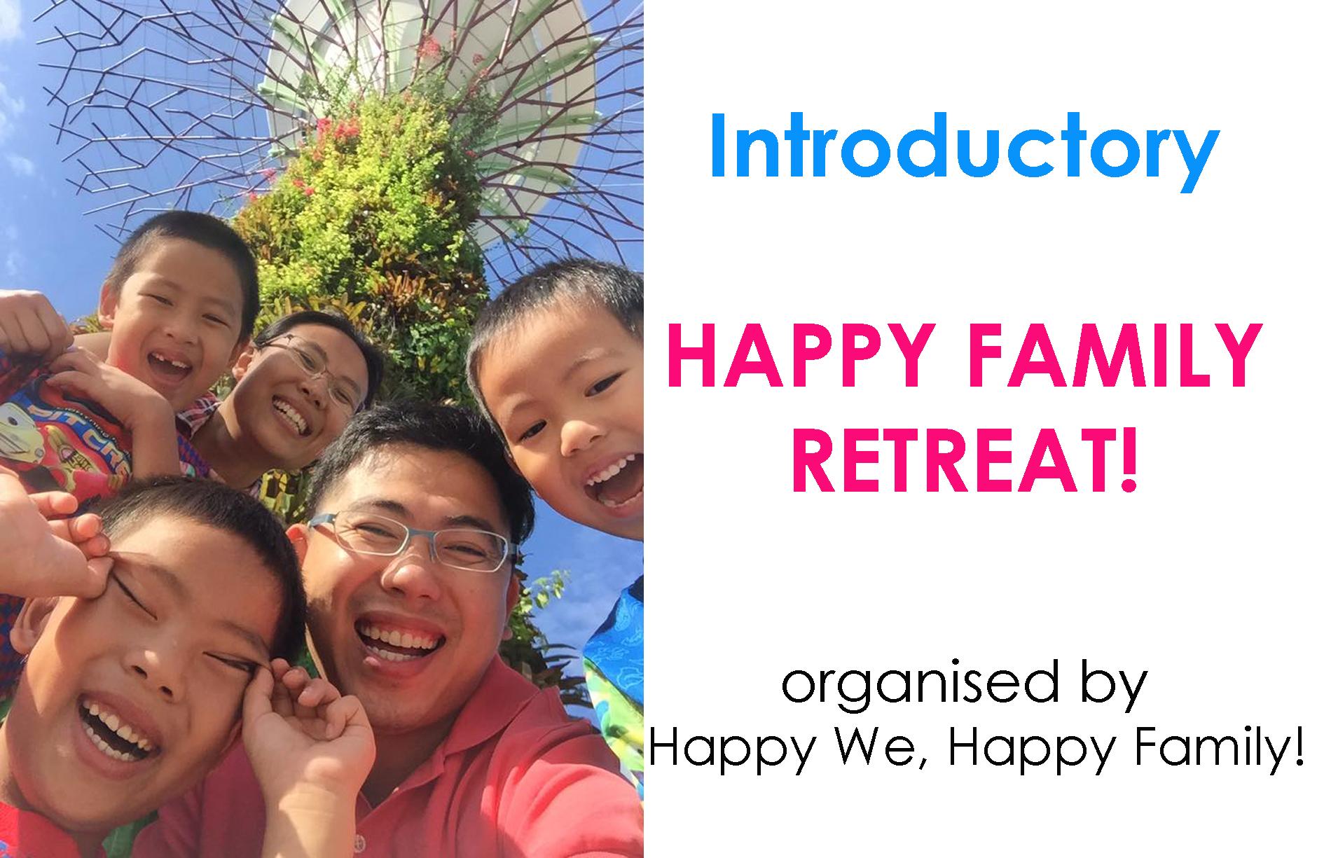 Happy Family Retreat