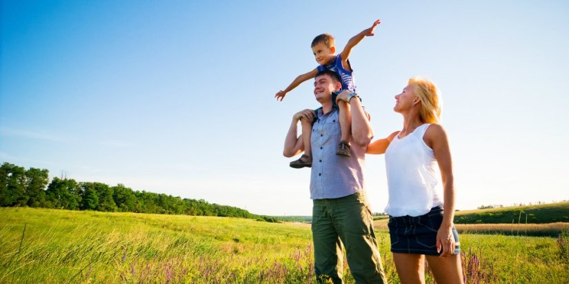 What Can Money Buy For Your Family? Hint: It's most probablyHappiness