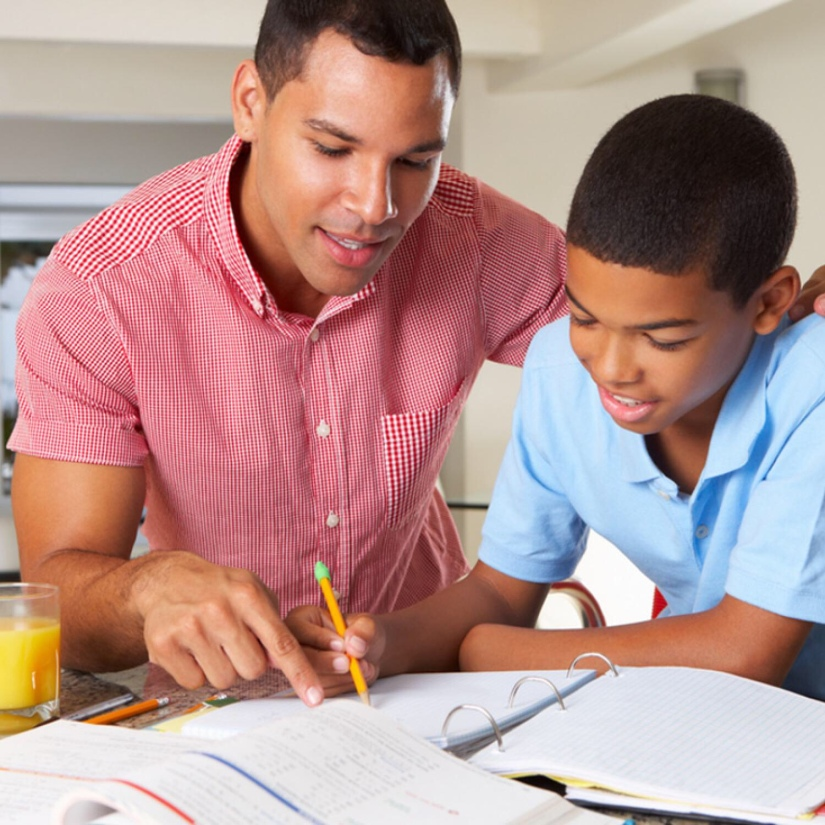 Helping Your Child With Their Homework Might Do More Harm